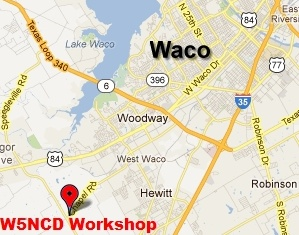 W5NCD Workshop map thumbnail